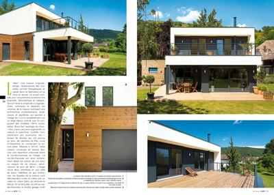 abd 62 pdf architecture bois magazine maisons bois construction architecture. Black Bedroom Furniture Sets. Home Design Ideas