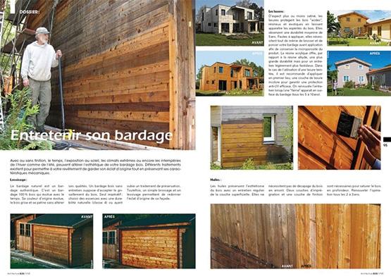 Entretien Bardage Bois u2013 Myqto com # Entretien Bardage Bois