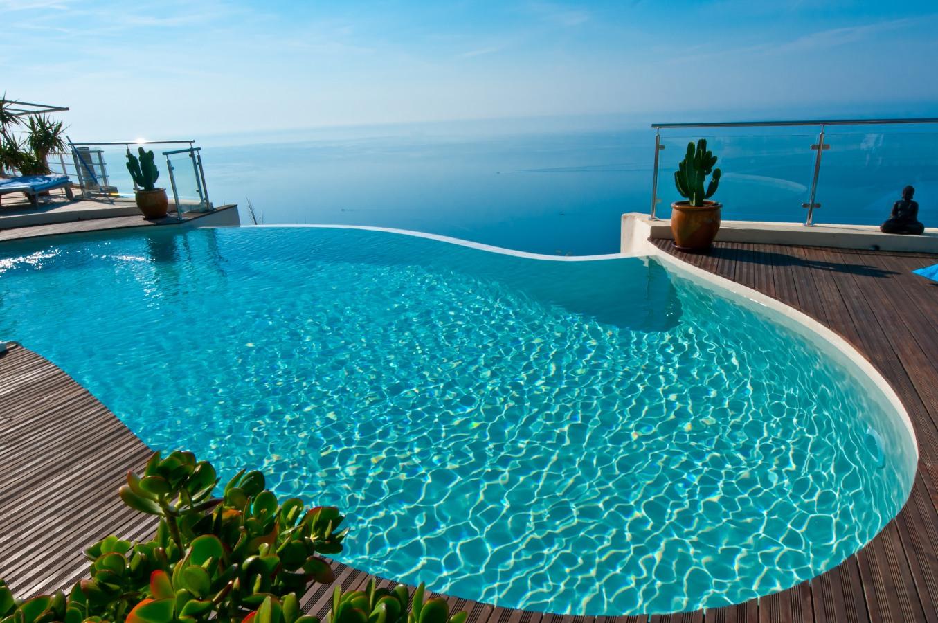 piscines de luxe