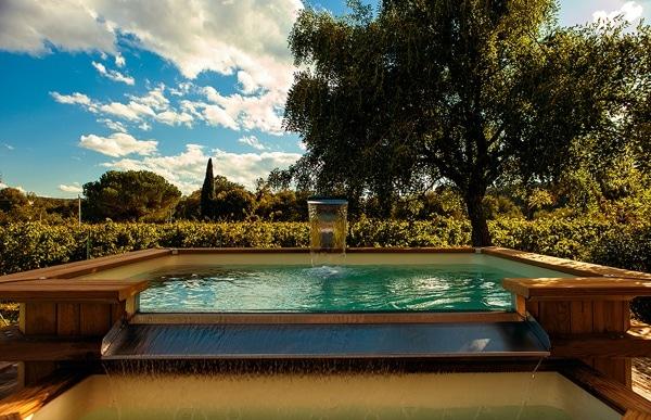 dossier piscine chauff e pour une utilisation annuelle architecture bois magazine maisons. Black Bedroom Furniture Sets. Home Design Ideas