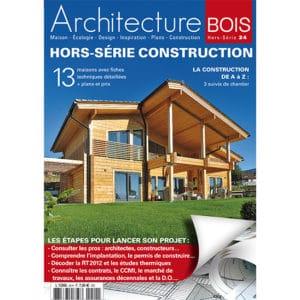 Hors Serie 24 Pdf Architecture Bois Magazine Maisons