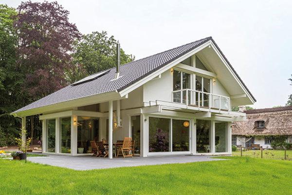 Tarifs maisons en bois les travaux de fondation le mme for Maison ossature bois tarif