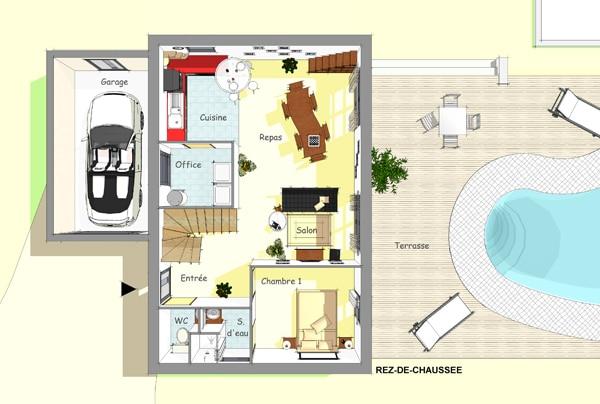 L architecture c est une tournure d esprit et non un for Modele d architecture de maison