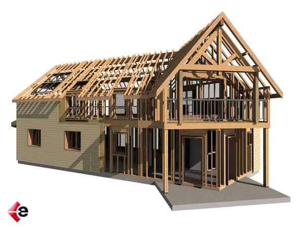 Logiciel a doc architecture bois magazine maisons bois for Logiciel 3d architecture