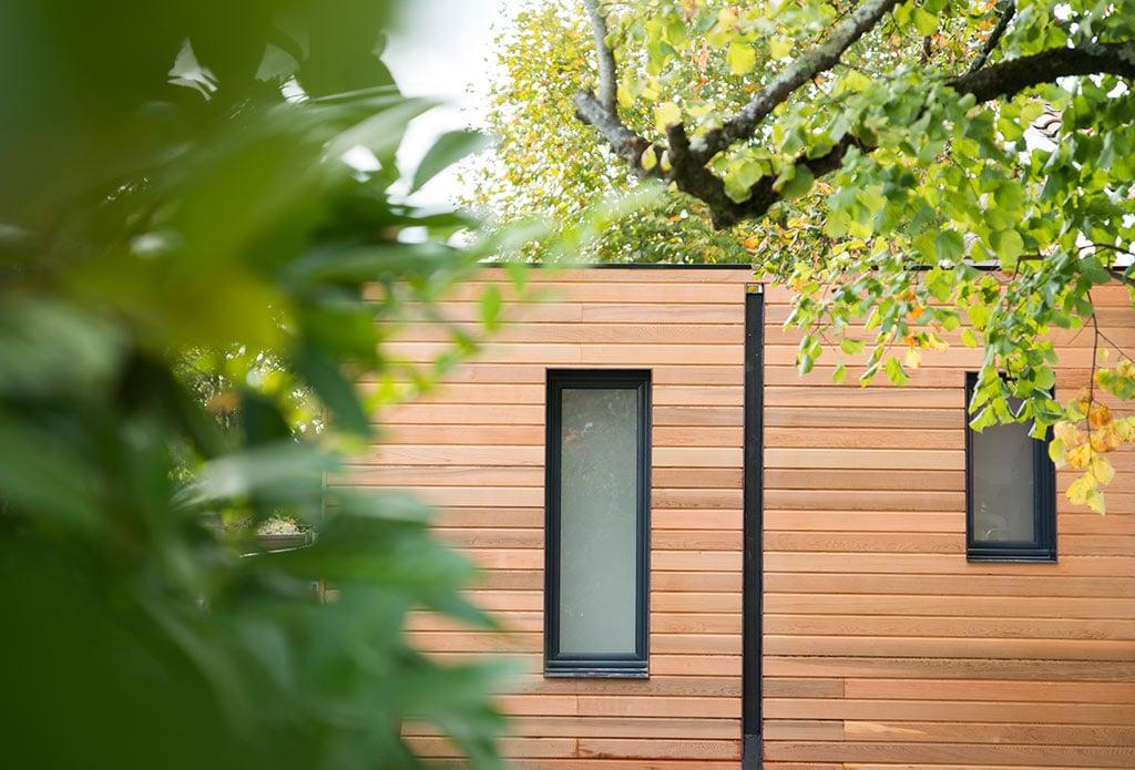cette maison du bassin d arcachon cube in life architecture bois magazine maisons bois. Black Bedroom Furniture Sets. Home Design Ideas