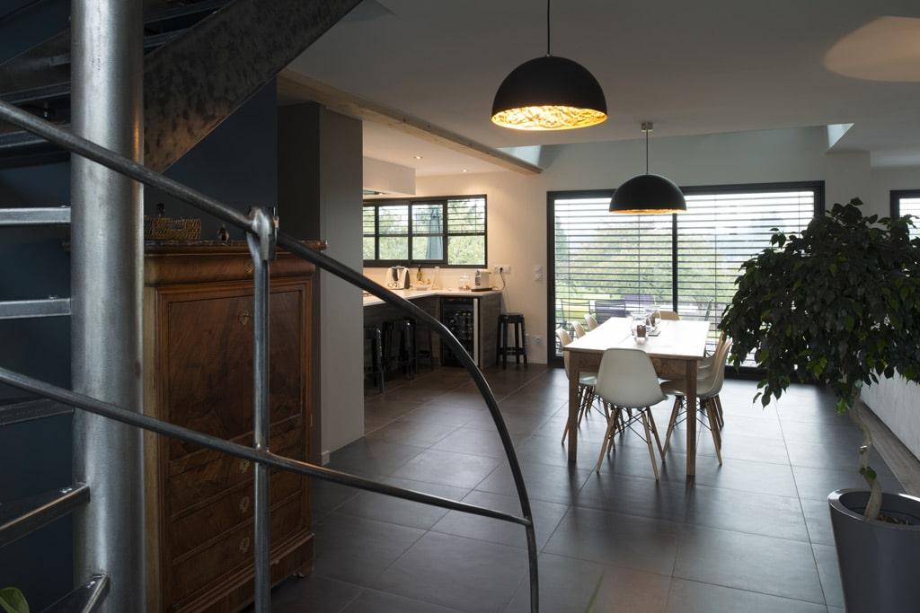 la raffinee architecture bois magazine maisons bois construction architecture. Black Bedroom Furniture Sets. Home Design Ideas
