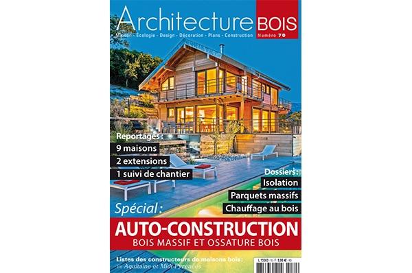 Le Num Ro 70 En Kiosque Architecture Bois Magazine