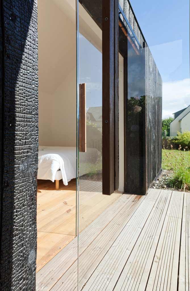 reportage n 70 la chambre en bois br l architecte nem architectes lucie niney et. Black Bedroom Furniture Sets. Home Design Ideas