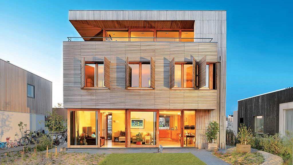 Avantages maison ossature bois architecture bois for Avantages maison bois