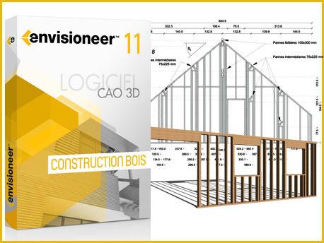 logiciels bim compatible rt 2012 pour l architecture et la construction bois architecture bois. Black Bedroom Furniture Sets. Home Design Ideas