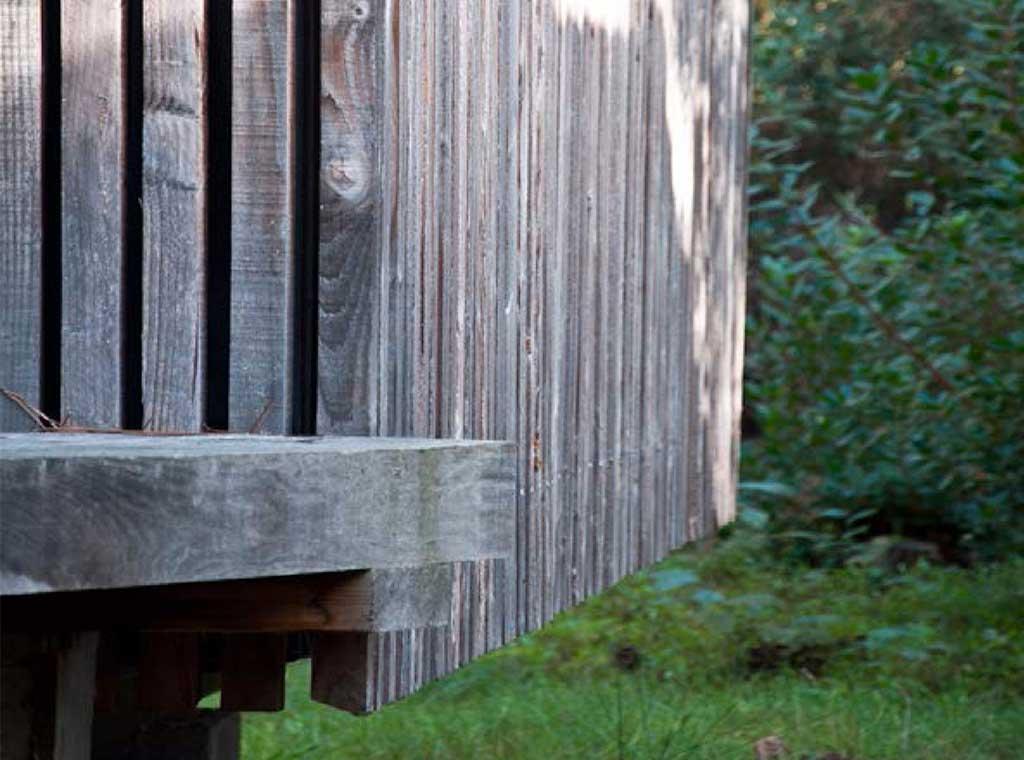 L innovation est de construire en bois architecture bois for Construire fenetre bois