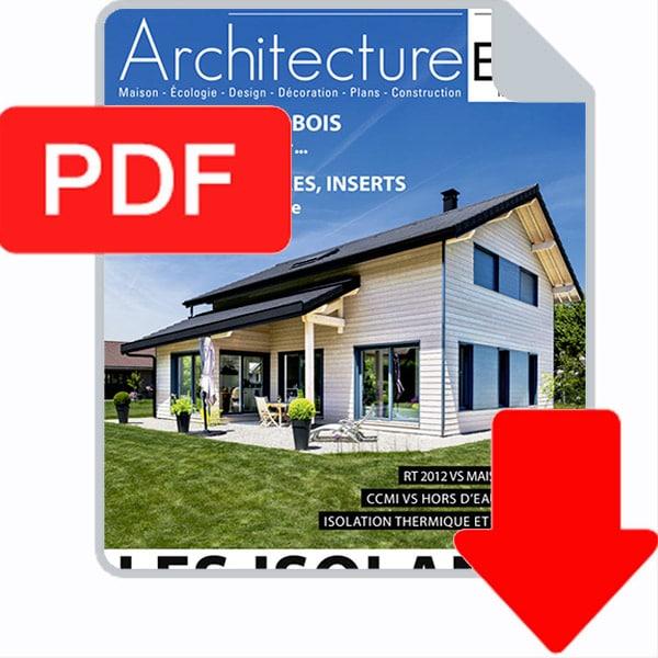 Num Ro 76 Pdf Architecture Bois Magazine Maisons Bois