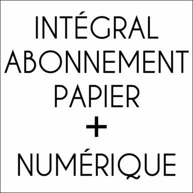 Intégral Papier + Numérique