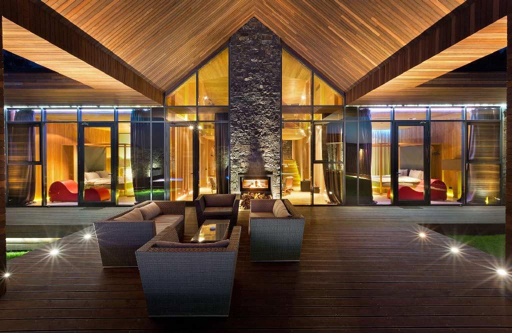 Chalet Spa – Architecture Bois Magazine – Maisons Bois ...