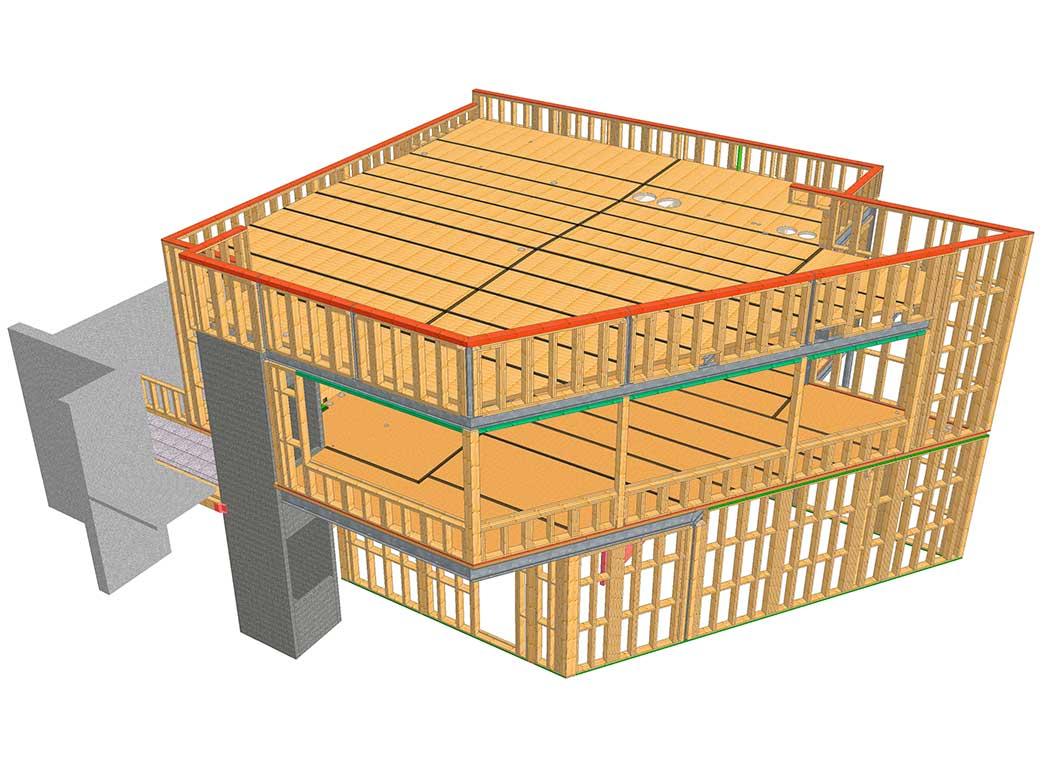 Construire sa maison reportage for Reportage construction maison