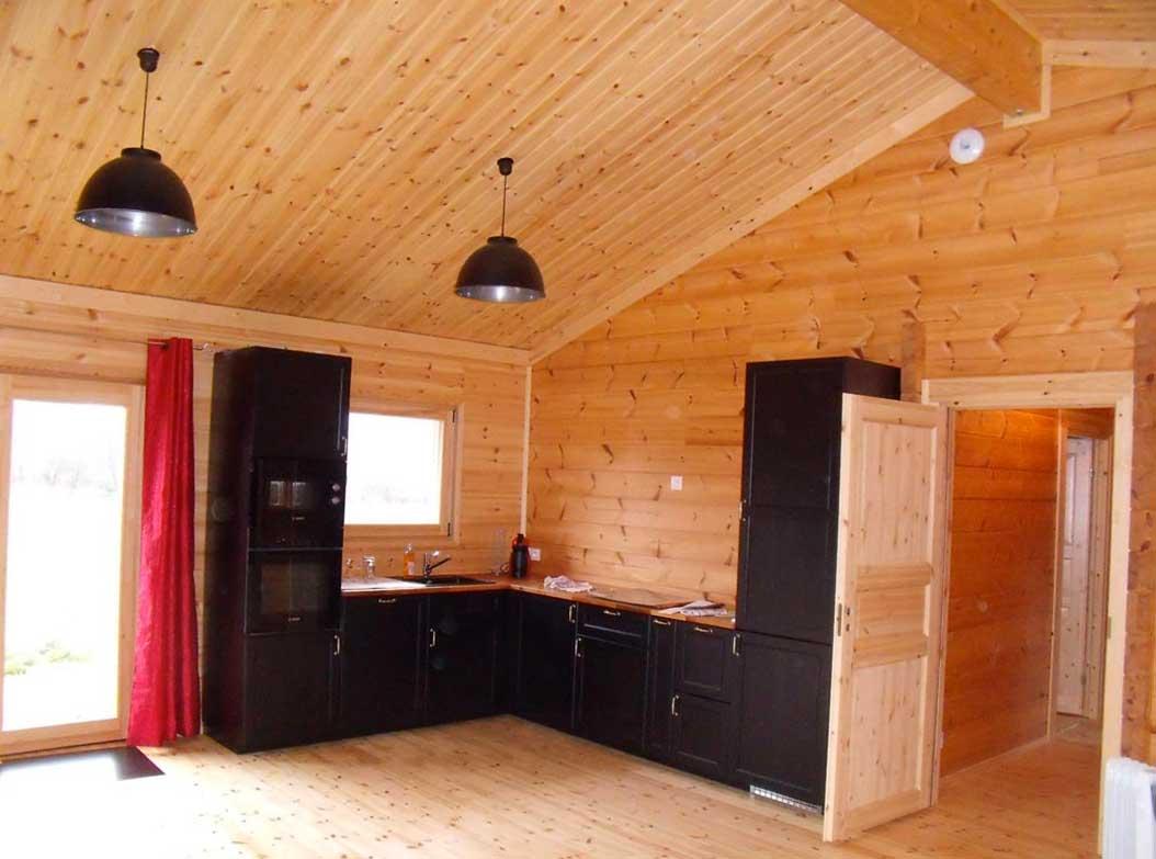 chalet et maison en bois maison bois la tour de tous. Black Bedroom Furniture Sets. Home Design Ideas