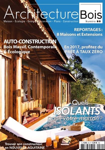 Vigie de figuerolles architecture bois magazine for Magazine construction maison