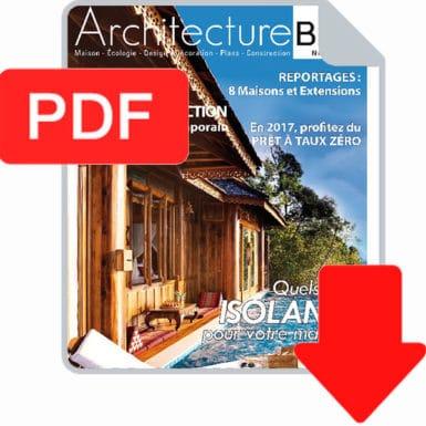 Pdf architecture bois magazine maisons bois for Construction en bois pdf
