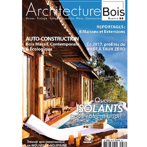 Magazine la maison cologique elegant tlchargez votre for Magazine construction maison