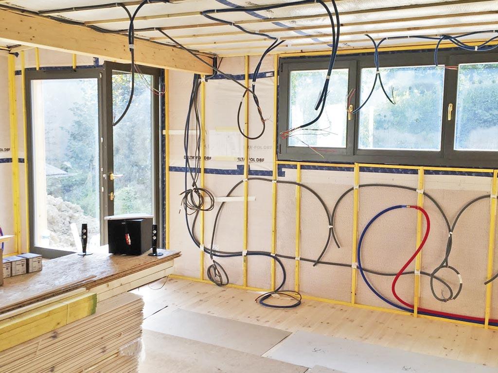 architecture bois magazine etancheite maison pare vapeur translucide architecture bois. Black Bedroom Furniture Sets. Home Design Ideas
