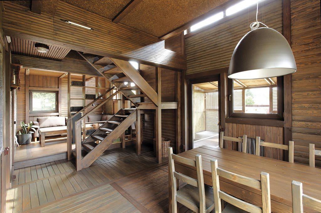 La Datcha Du 21e Si Cle Architecture Bois Magazine