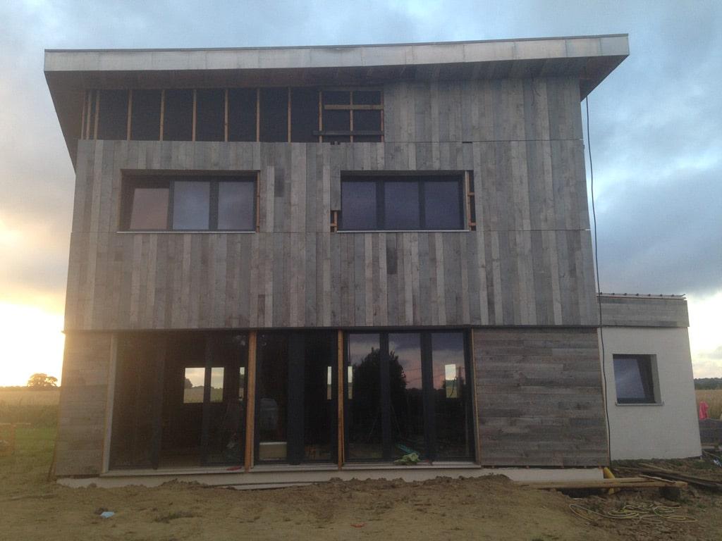 habillage facade maison visiter linterieur facade maison en bois facade b habillage facade. Black Bedroom Furniture Sets. Home Design Ideas