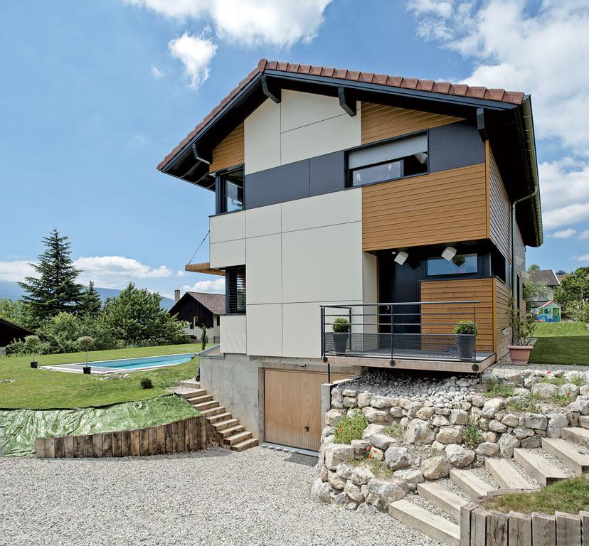 Couleurs sur belledonne architecture bois magazine for Magazine construction maison