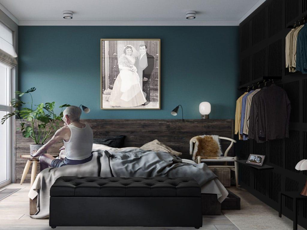 Pi ce vivre en bois des tudiants livrent leur vision for Architecture a vivre magazine