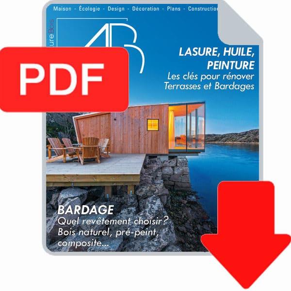 numÉro 85 numérique architecture bois magazine maisons bois