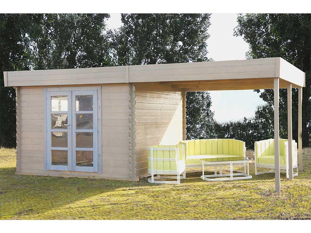 Abris de jardin faire le bon choix for Architecture en bois