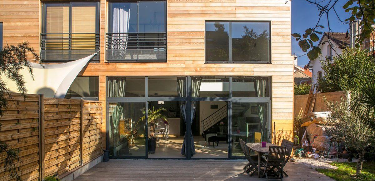 B tir un avenir meilleur avec la maison en bois for Batir une extension