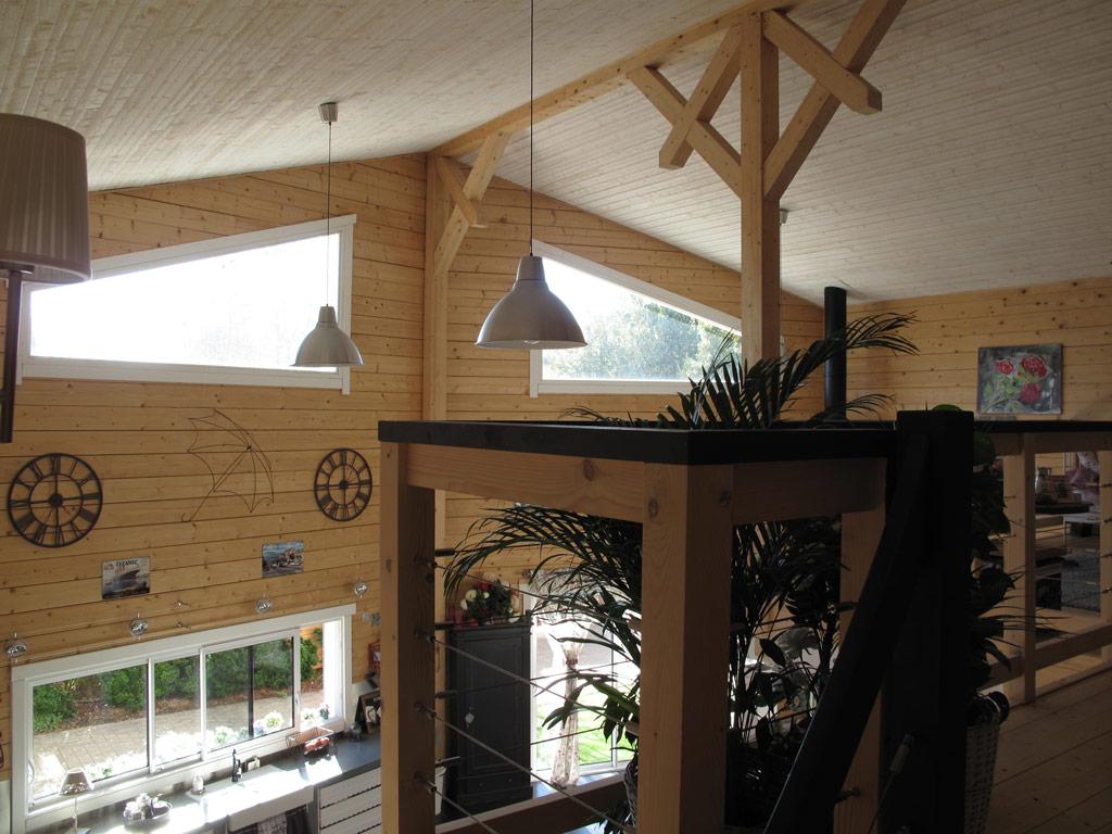 Achitecture bois magazine alaya massif chalet arcachon bardage decoration sal