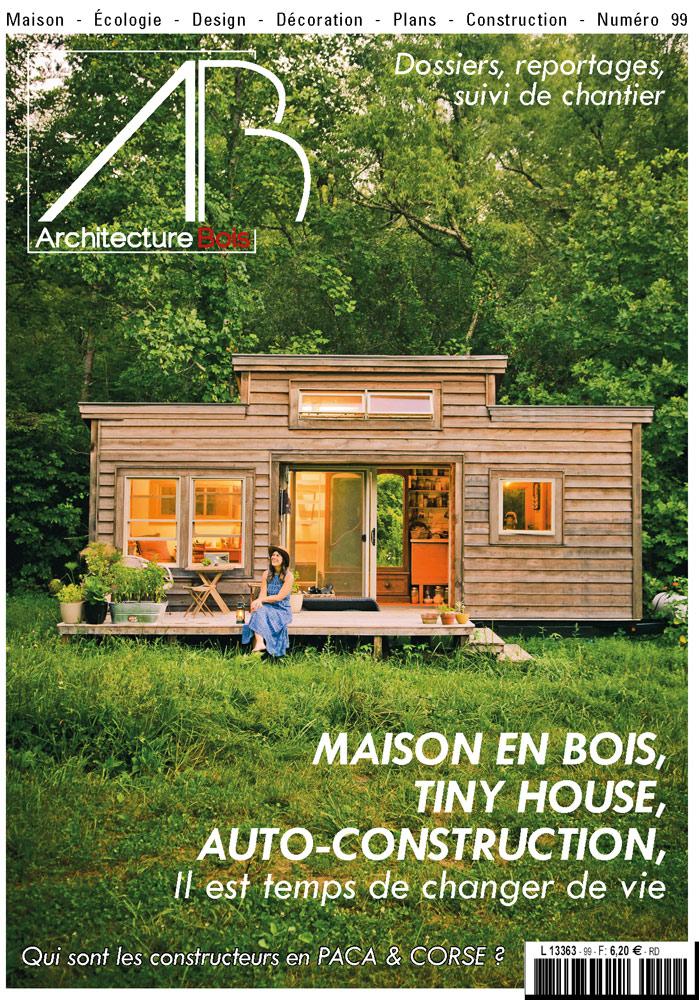 Architecture Bois Magazine 99