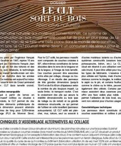 Article : le CLT