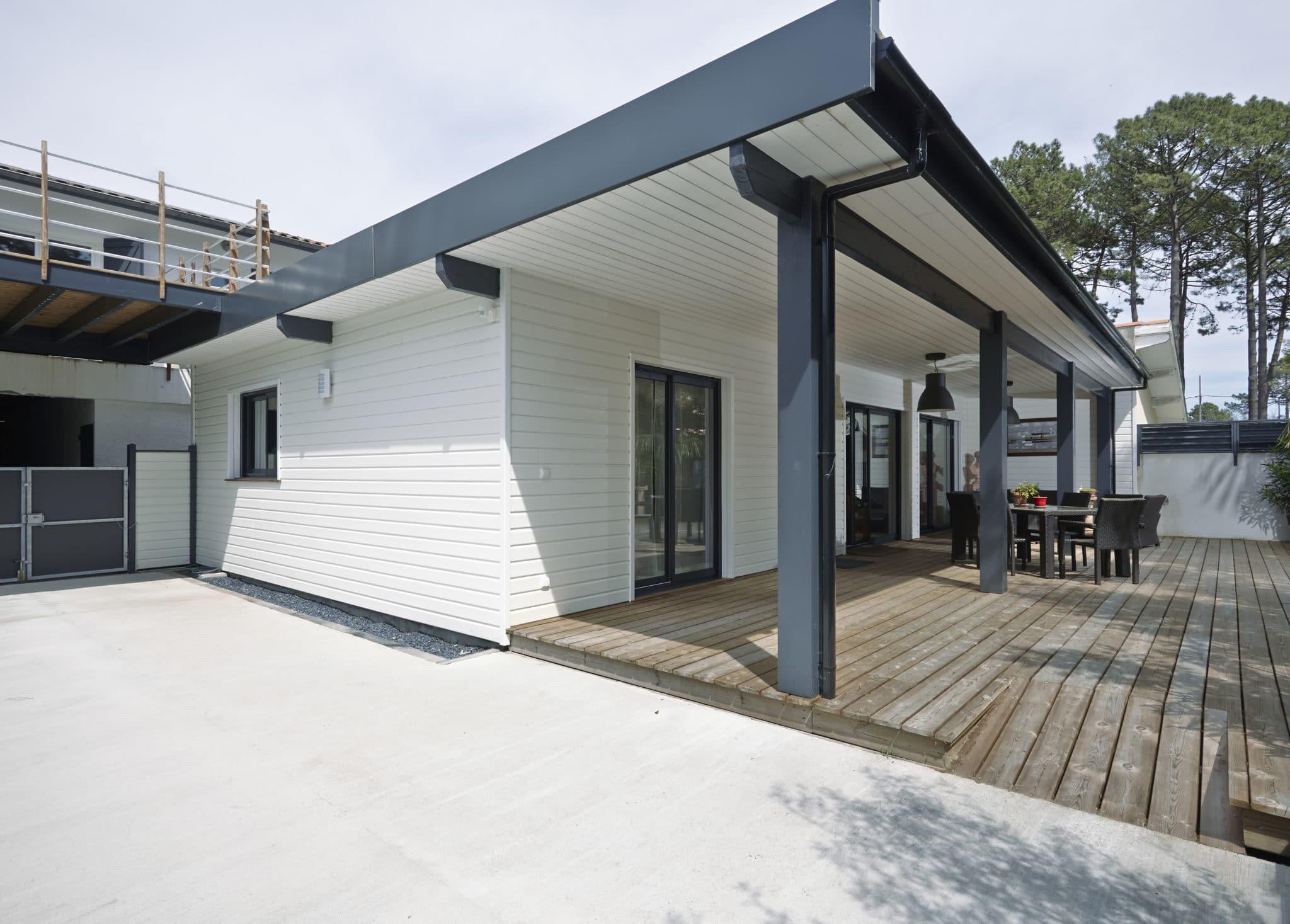 rabovert n li couleur architecture bois magazine. Black Bedroom Furniture Sets. Home Design Ideas
