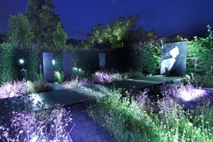 Garden3 night