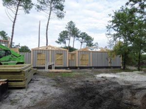 fondation maison bois
