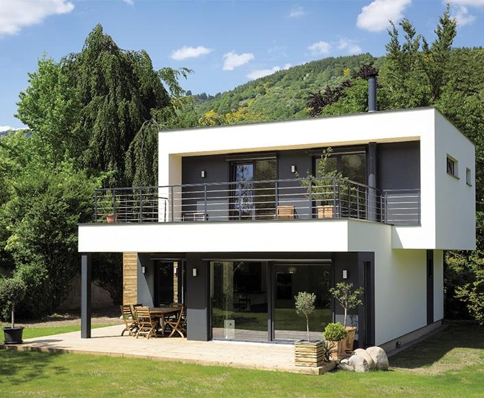 Reportage woow4 architecture bois magazine maisons Reportage construction maison