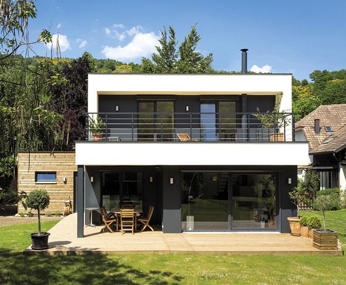 reportage woow4 architecture bois magazine maisons bois construction architecture. Black Bedroom Furniture Sets. Home Design Ideas