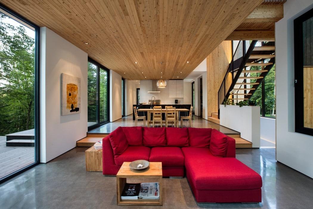 architecturebois-la-maison-dans-la-foret-La-Chasse-Galerie-by-Thellend-Fortin-Architectes-4