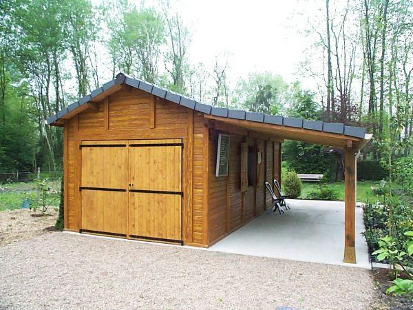 abri-de-jardin-avec-preau-abami-beton-aspect-bois-268491 ...