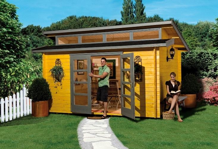 Abri de jardin en bois avant garde architecture bois magazine maisons bois construction - Abri de jardin avant garde ...