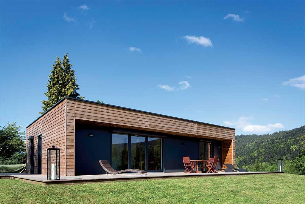 la chaleur de l hiver architecture bois magazine. Black Bedroom Furniture Sets. Home Design Ideas