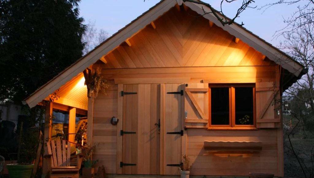 Abri de jardin, Allier le pratique à l\'esthétique - Architecture ...