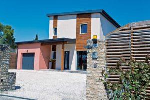 Reportage architeturebois maison dossier kit habitat natilia2 architecture bois magazine - Reportage construction maison ...