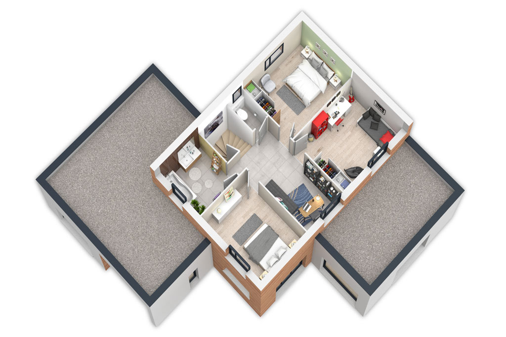 architecturebois-bois-wood-maison-evolutive-natilia-bepos-energie-positive-plan