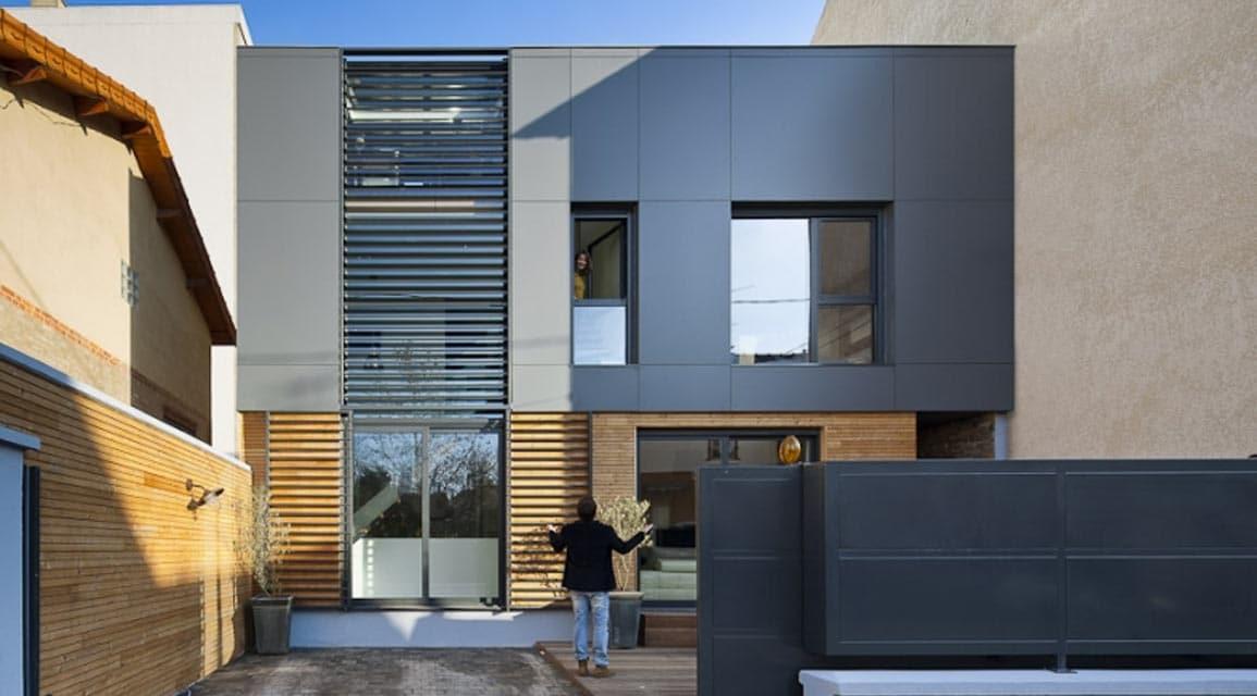 magazine construction maison bois