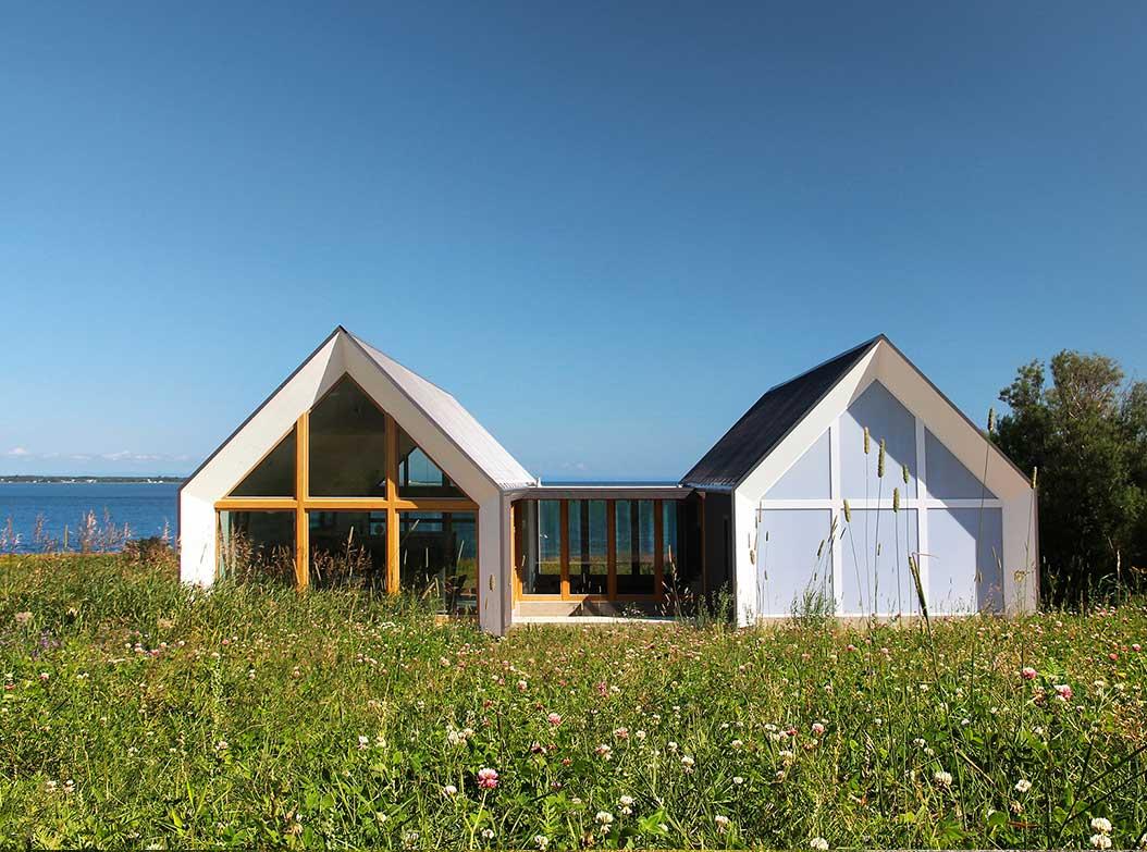 Les Jumelles - Architecture Bois Magazine - Maisons Bois ...