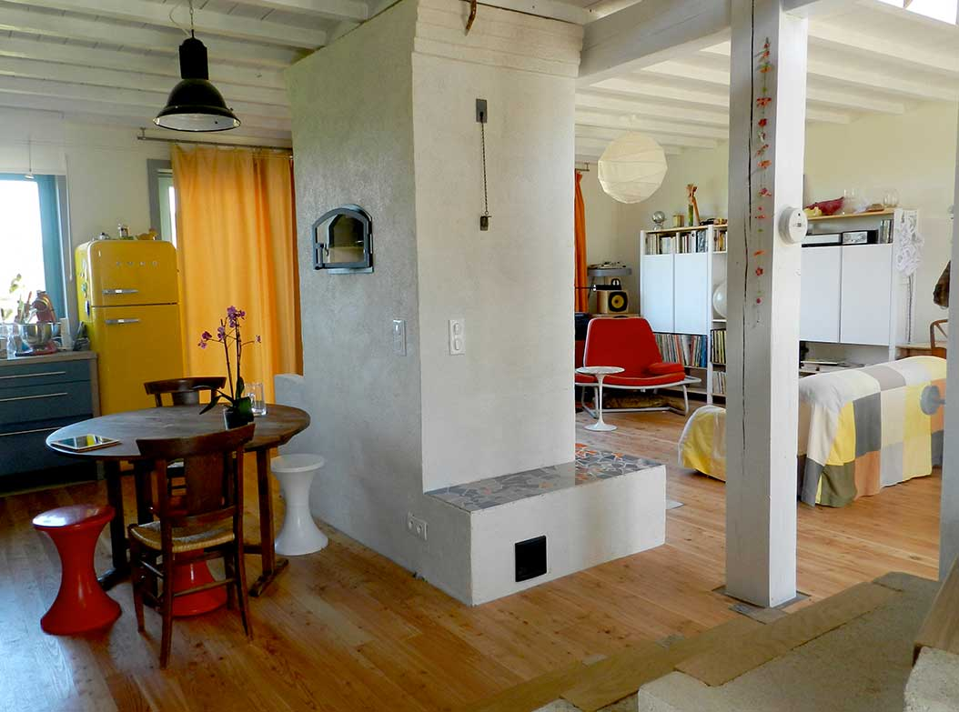 le po le de masse by debriel architecture bois magazine. Black Bedroom Furniture Sets. Home Design Ideas