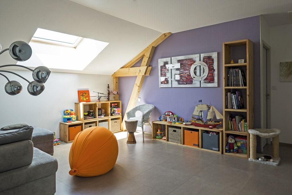 reportage le confort avant tout architecture bois magazine maisons bois construction. Black Bedroom Furniture Sets. Home Design Ideas